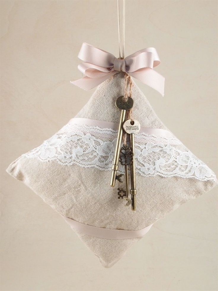 Idee per creare shabby #favor #wedding #Confirmation #Firstcommunion