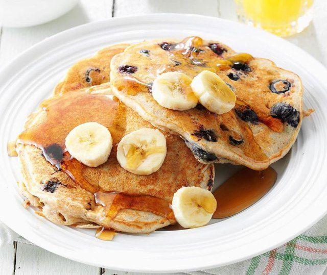 Resep Pancake Pisang Oatmeal Enak Dan Mudah Iniresep Com Resep Makanan Cemilan Resep Makanan