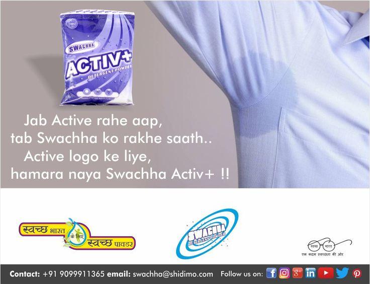 Swachha Detergent Powder - Detergent ka king...! #detergent #swachha #handwash #bucketwash #surat