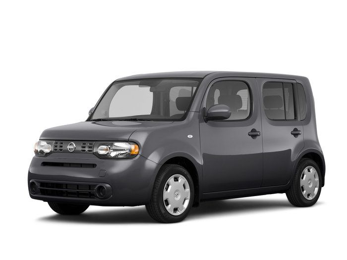 2009 Nissan Cube Information