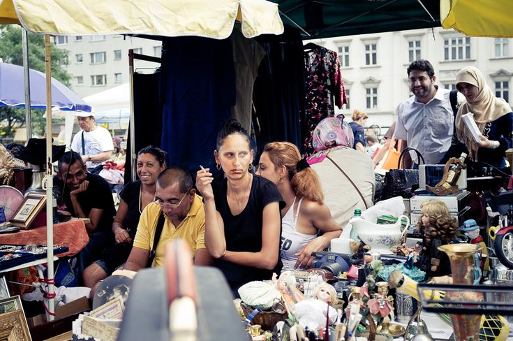 Flea Market Paul Bauer Photography
