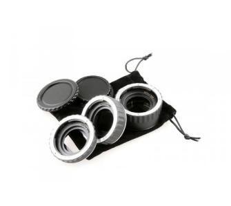 Newell Canon EOS plastik pierścień pośredni