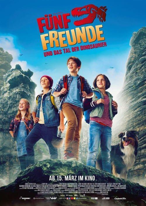 Uncut Funf Freunde Im Tal Der Dinosaurier Fuii Movie