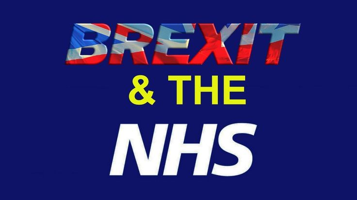 👩⚕️ The NHS, the EU and Brexit 👨⚕️ - YouTube