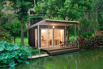 zip cabin, $13,500