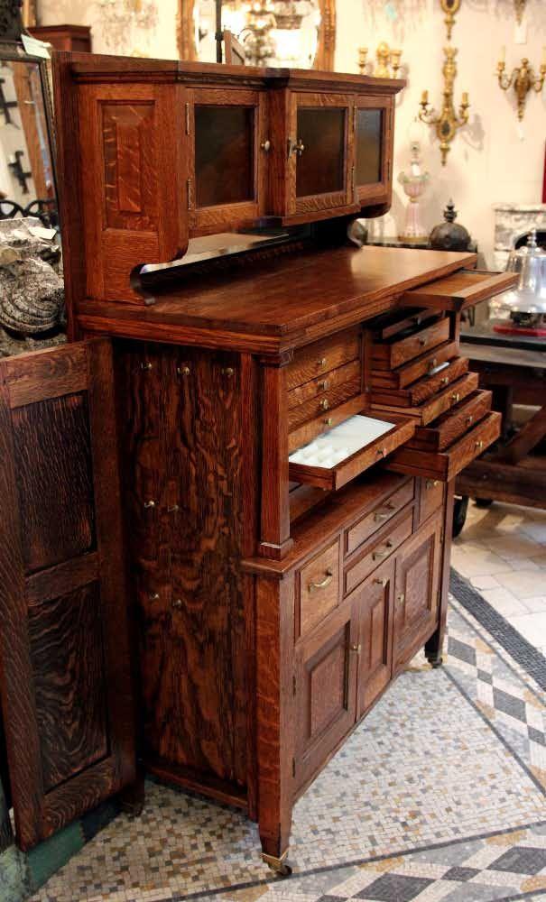 Dental cabinet - 101 Best Antique Furniture Images On Pinterest Vintage Furniture