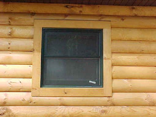 23 best images about meadow valley log homes log siding for Log home windows