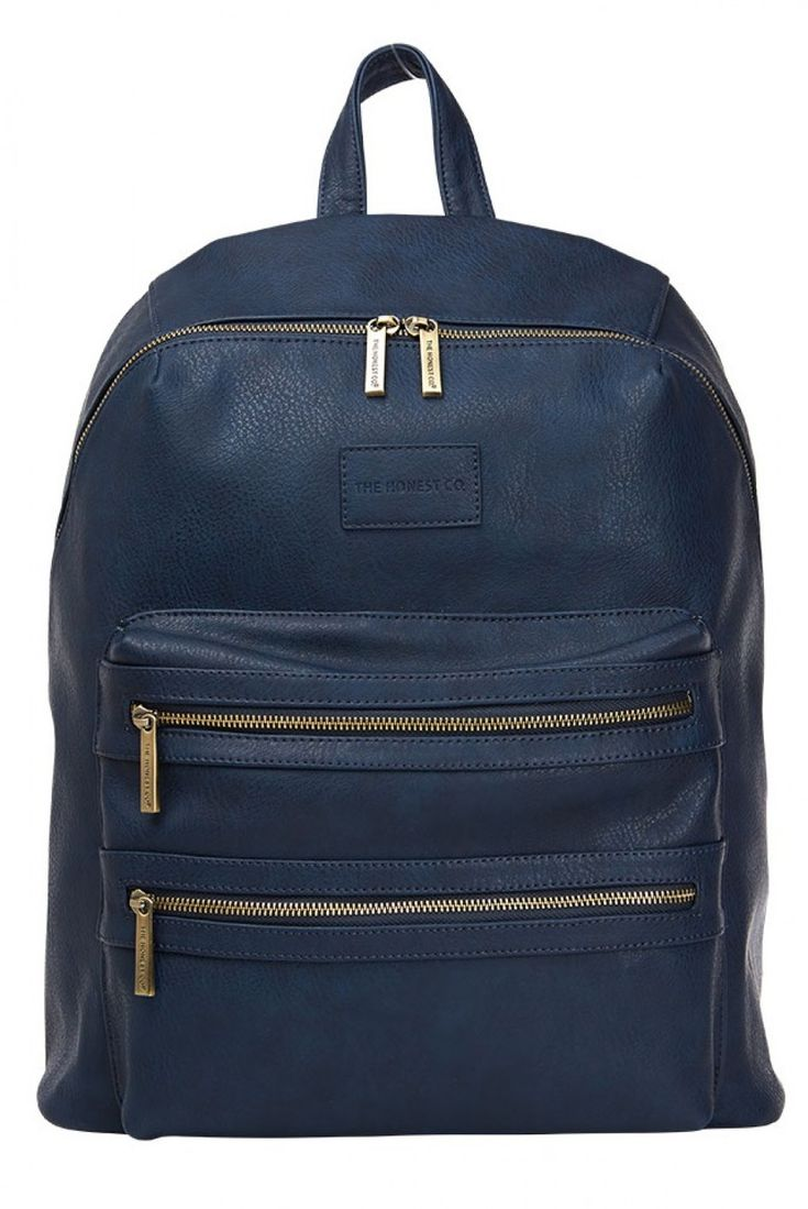 The Honest Company Honest City Backpack Black  - Canada's Baby Store