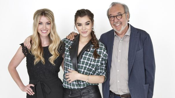 'Edge of Seventeen's Producer James L. Brooks Would Not Make Movie Without Hailee Steinfeld – The Contenders