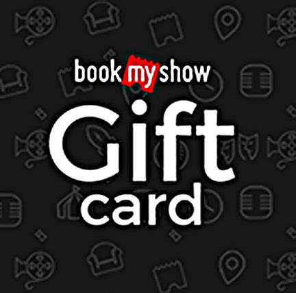 Create your Own BookMyShow Voucher & Get 20% Off