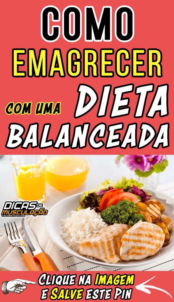 Dieta balanceada perder peso