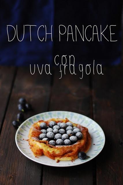 Grape Dutch Baby | UnaZebrApois