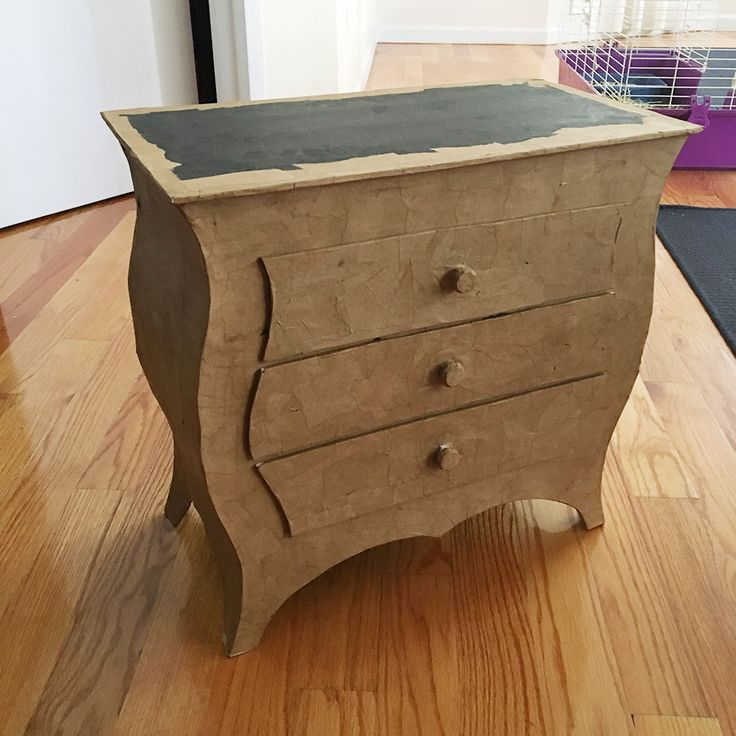 77 best manning makes stuff images on pinterest paper for Paper mache furniture ideas