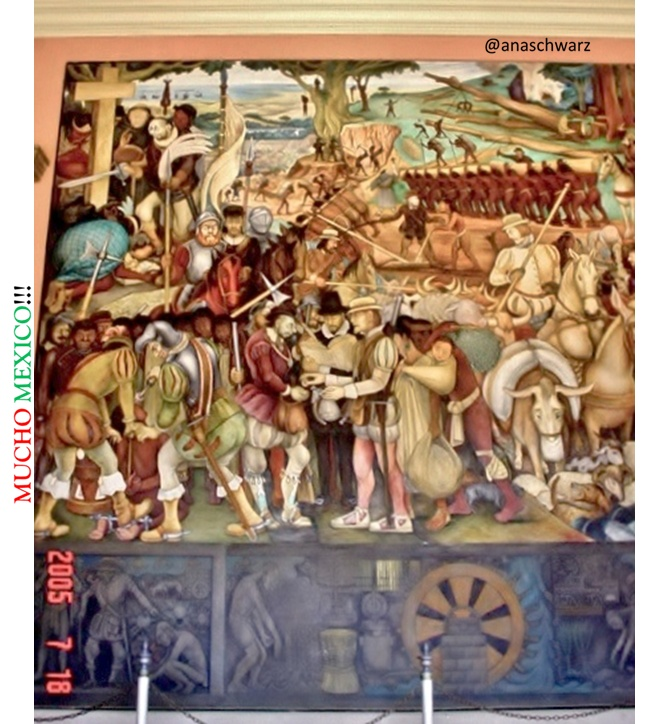 58 best m xico m gico images on pinterest psychology for Mural mexicano