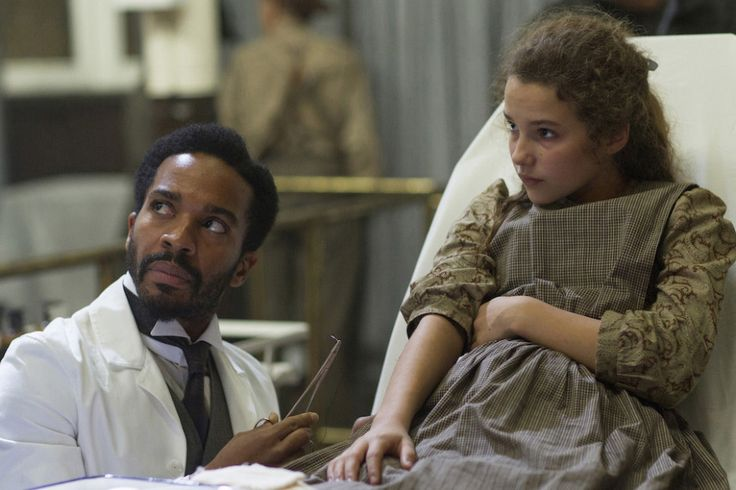 """Andre Holland in The Knick: 'The Knick' Addresses An """"Unresolved Part Of Our Cultural Heritage"""""""