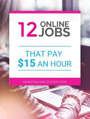 Legitimate companies offering online jobs from home that pay $15 an hour or more, no experience required. Real easy part time jobs – extra money in 2017!