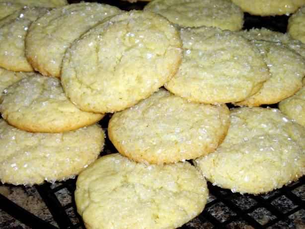 Cream Cheese Sugar Cookies- ok Pinterest friends...I finally found the cookie recipe that I made for the cookie exchange in 2011. I made these cookies like thumbprint cookies with strawberry filling. Stephanie Williams this is the recipie.