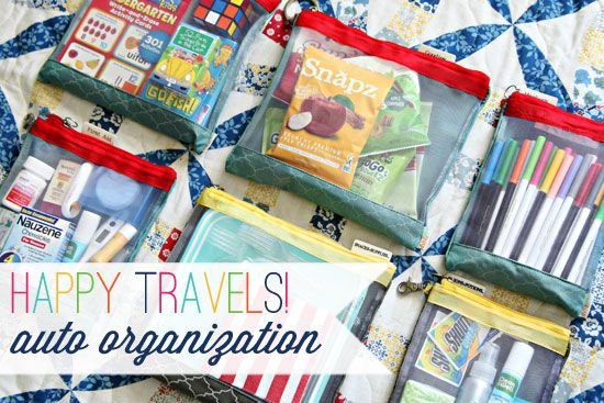 "@Jen Jones from i Heart Organizing has posted a great review of the sugarSNAP Files called ""Happy Travels!  Auto Organization"" Check it out!"