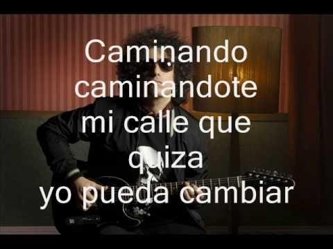 Costumbres Argentinas - Andres Calamaro (letra) - YouTube