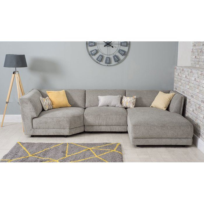 Javon Right Chaise Modular Corner Sofa Modular Corner Sofa Sofa Corner Sofa