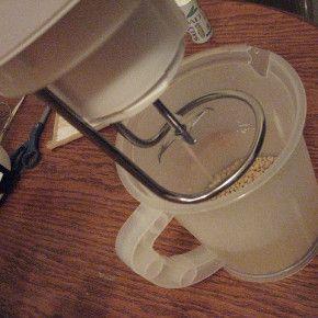 Lapte din orez brun (de la 6 luni)