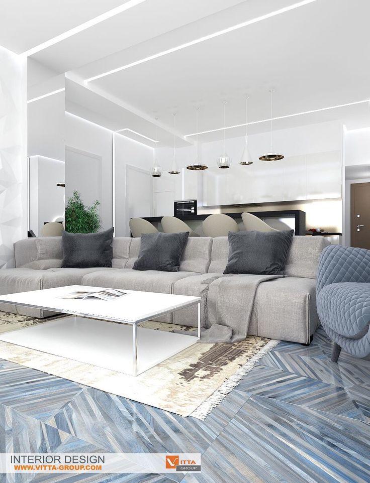 Design of apartment in Yalta by Vitta-group design studio. www.vitta-group.com