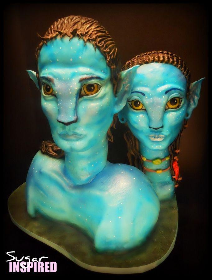 AVATAR cakeCharacterthem Cake, Avatar Cake, Fabulous Cakescupcak, Awesome Avatar, Birthday Parties, Amazing Cake, Cake Decor, Parties Ideas, Awesome Cake