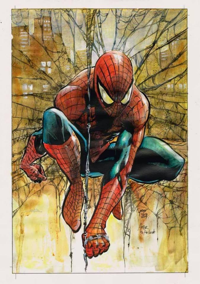 Spider-Man by Yusuf Idris *