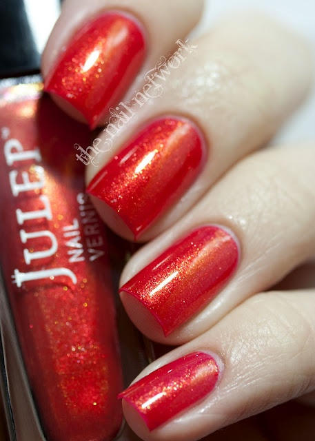 Julep Christina Great for fall color