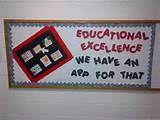 Technology Themed Back To School Bulletin Board Idea