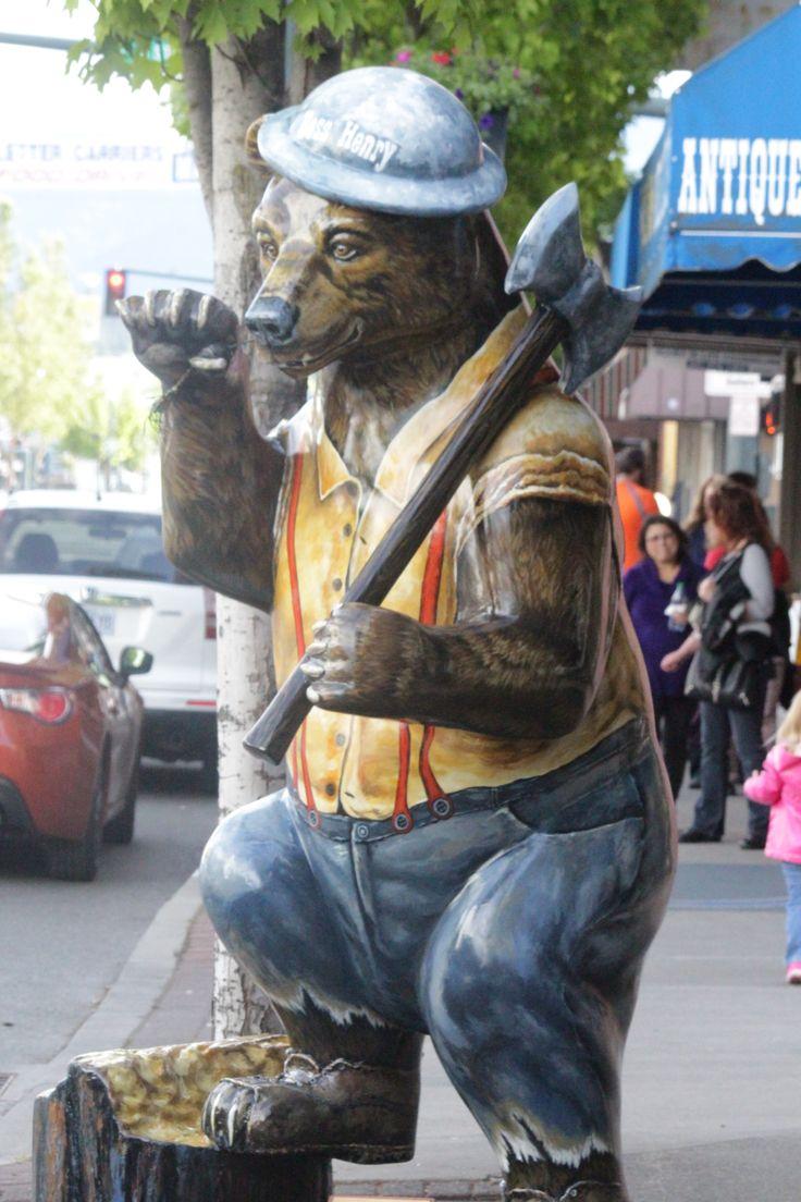 grants pass, oregon bears