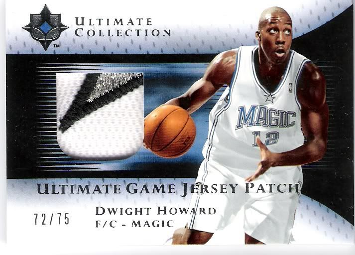 05-06 UD ULTIMATE COLLECTION PATCH VINCE CARTER Photo:  This Photo was uploaded by andrew3134. Find other 05-06 UD ULTIMATE COLLECTION PATCH VINCE CARTER...