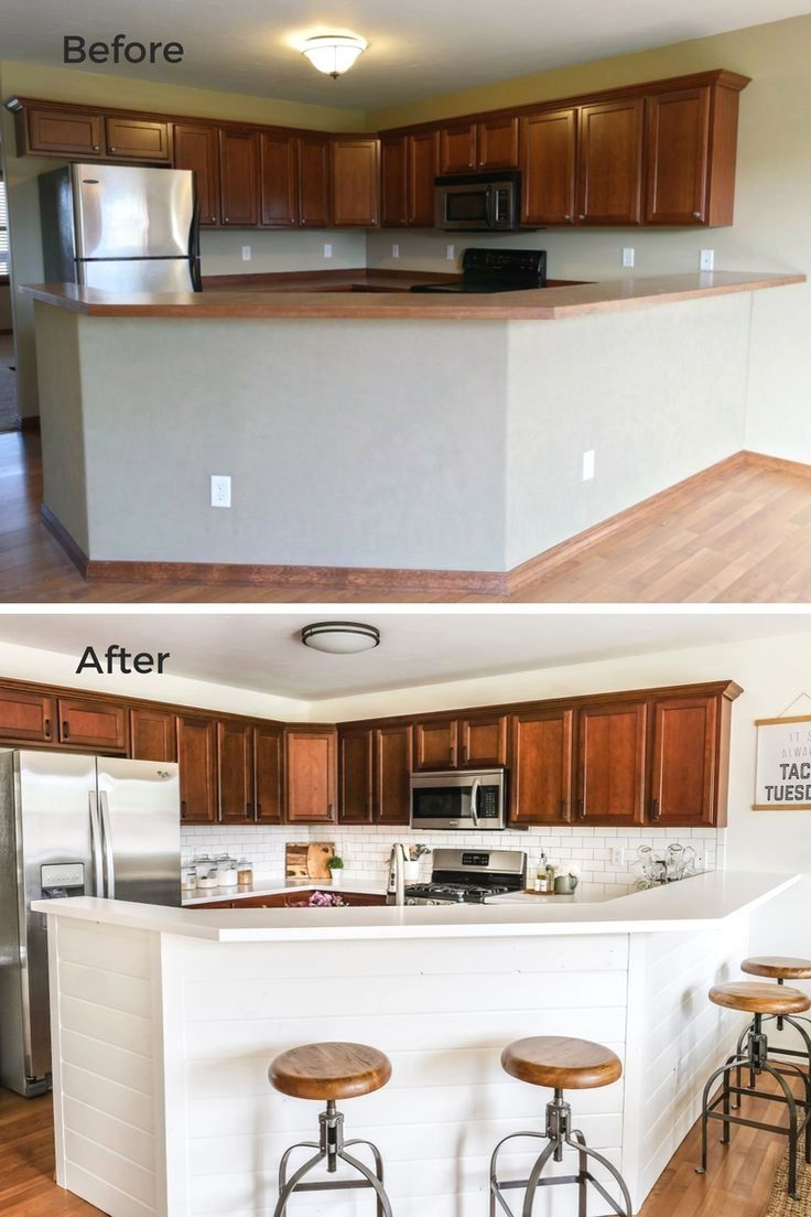 Kitchen Countertop Ideas Budget Kitchen Remodel Kitchen Remodel