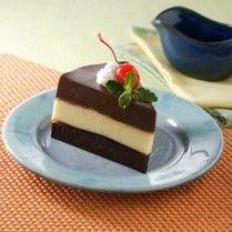 COKELAT PUDING LAPIS JELI http://www.sajiansedap.com/mobile/detail/16910/cokelat-puding-lapis-jeli