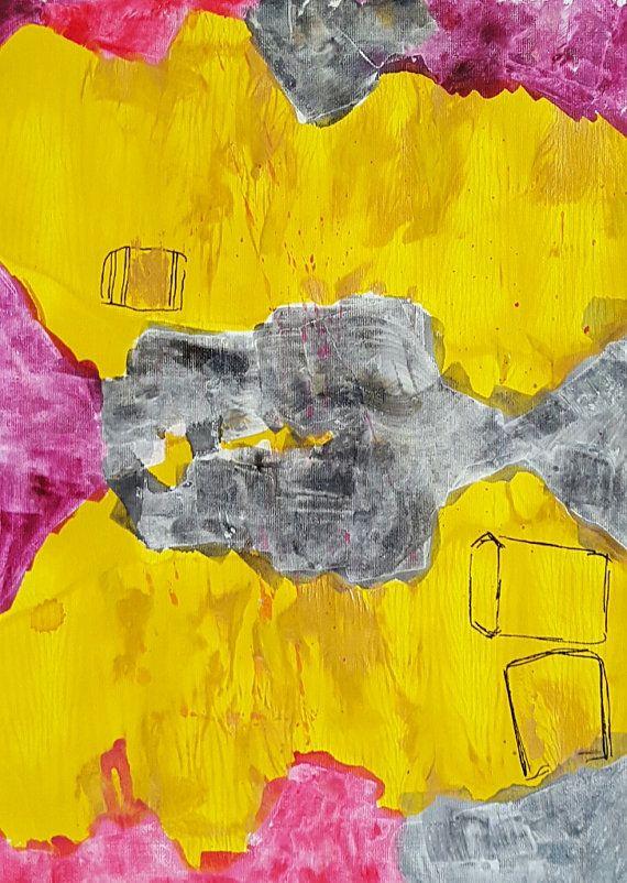 21 best Abstract Art Mumtaz Art Gallery Etsy images on Pinterest ...