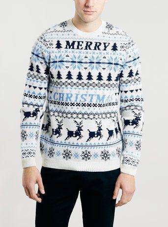 OAT MERRY CHRISTMAS JUMPER