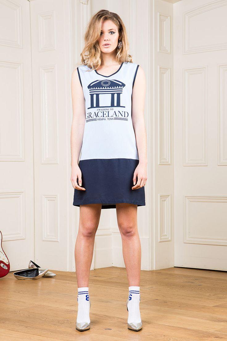 Chip Chop! - Graceland Muscle Dress, $89.00 (http://www.chipchop.com.au/graceland-muscle-dress/)