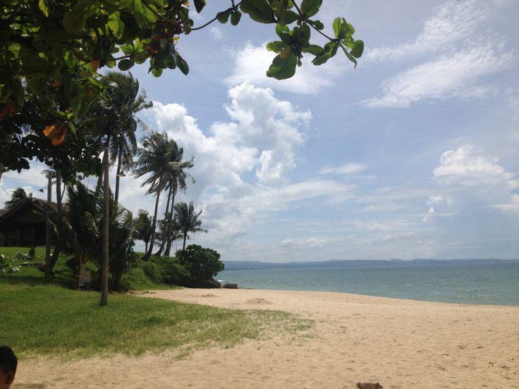 One of the beaches in Pagudpud Ilocos Norte PH