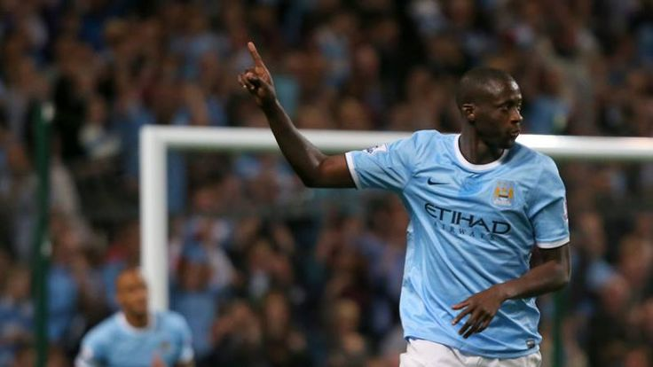 Yaya Toure #MCFC - This man is a genius. A midfield general and has been a revelation at City since arriving. 2 free kick goals and couple of assists make him an obvious choice for my eleven..and he's in my fantasy team.