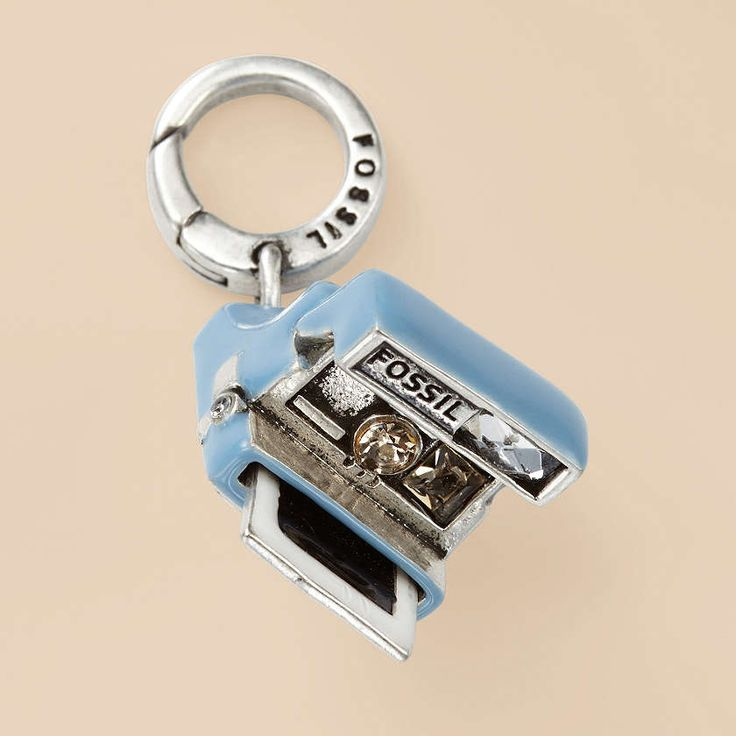 FOSSIL® Jewelry Charms :Women Camera Charm JA5435