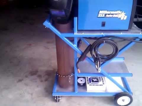 Resultado de imagen para miller welding carts