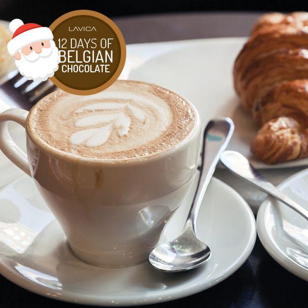 Belgian Chocolate Espresso Latte