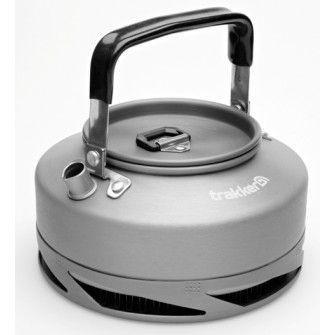 Innowacyjny czajnik, przyśpieszający gotowanie wody o ok.33%. Świetna propozycja na biwak lub wycieczkę!