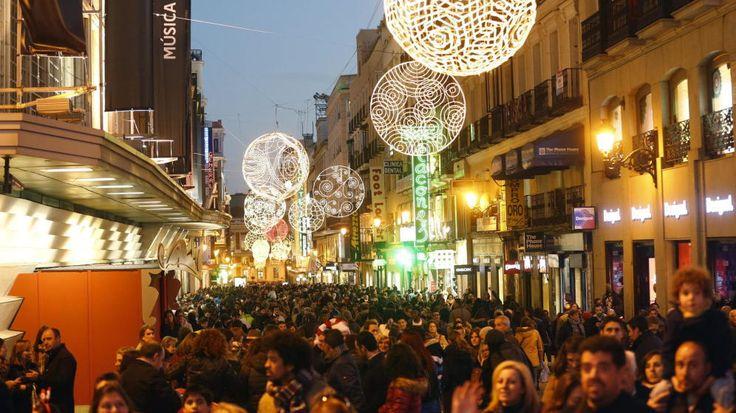 Navidad: Madrid se blinda en Navidad: policías de toda España ...