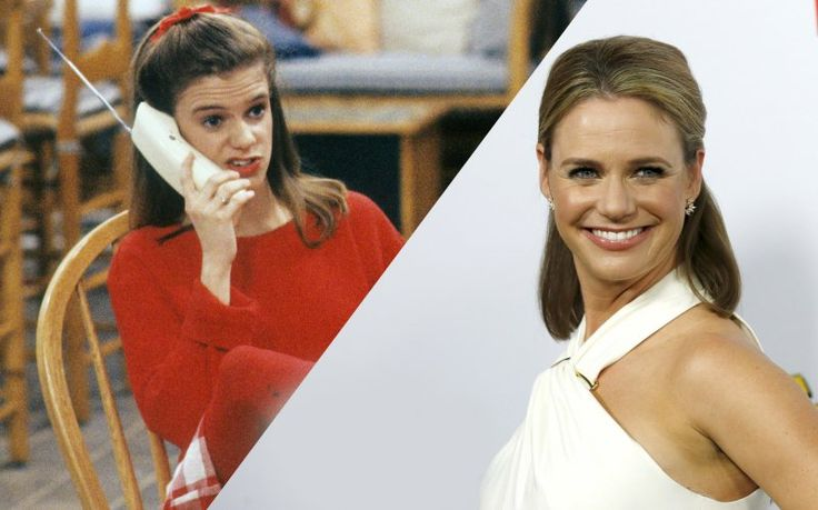15 Must-see Andrea Barber Pins | Full house, John stamos a ...