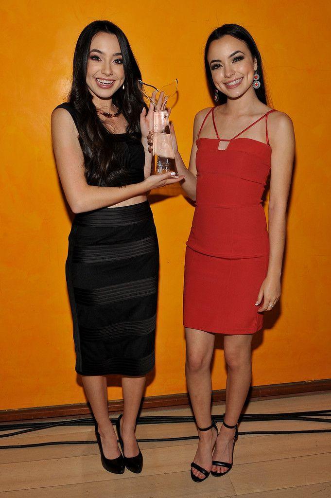 Veronica and Vanessa Merrell..