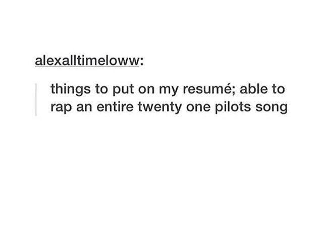 Same. I'd hire someone with that kind of skill in an instant