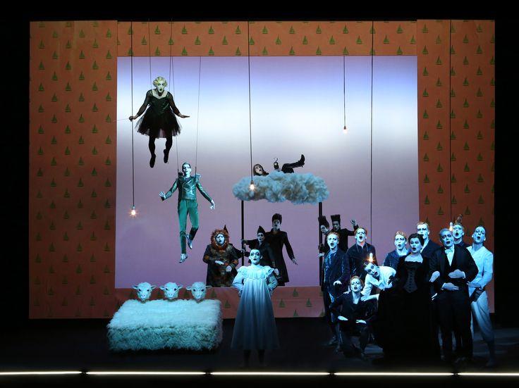 Peter Pan - Robert Wilson - Berliner Ensemble - Berlin - 2013