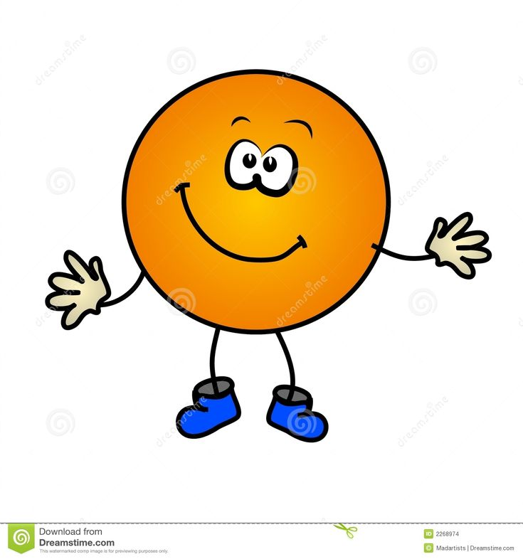 Happy Cartoon Smiley Face Stock Images - Image: 2268974