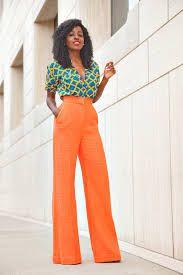 """Résultat de recherche d'images pour """"jupe taille haute en pagne africain"""""""
